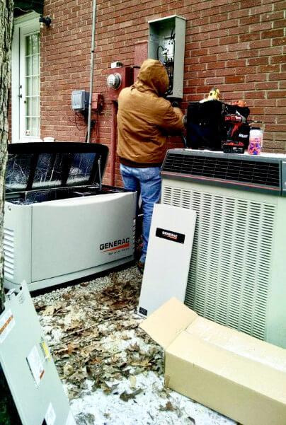 generator service and repair